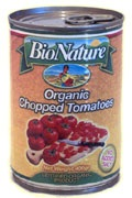 Bionature Chopped Tomatoes - Organic (400g)