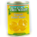 Bionature Butter Beans - Organic (400g)