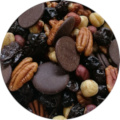Trail Mix - Choc Cherry Pie