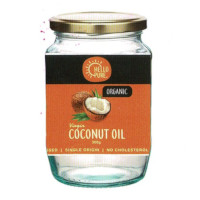 Organic EV Coconut Oil - Hello Pure - Click Image to Close
