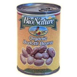 Bionature Borlotti Beans - Organic (400g) - Click Image to Close