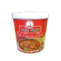 Mae Ploy Curry Paste - Red (400g)